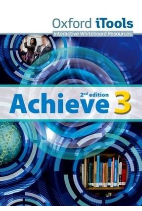 Achieve - Level 3 - Oxford Itools - 2º Edition - Editora Oxford pdf epub