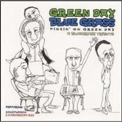 PICKIN ON GREEN DAY: GREEN DAY BLUES GRASS / VAR