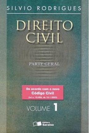 Usado - Direito Civil 1 - Parte Geral - 34ª Ed.