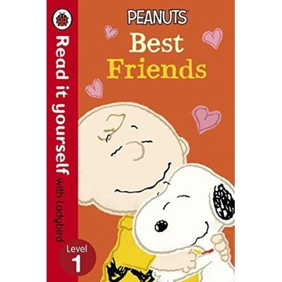 Peanuts - Best Friends - Read It Yourself With Ladybird - Level 1