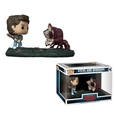 Funko Stranger Things Steve And Demodog