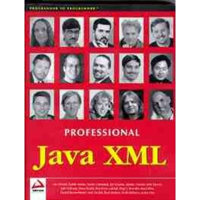 Professional Java Xml