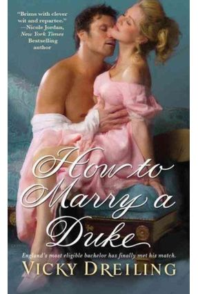 How To Marry A Duke - Dreiling,Vicki Dreiling,Vicky | Nisrs.org