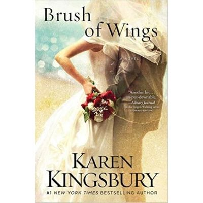 Brush Of Wings A Novel - Angels Walking