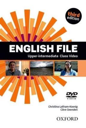 English File - Upper-Intermediate - Class Dvd - Third Edition - Editora Oxford pdf epub