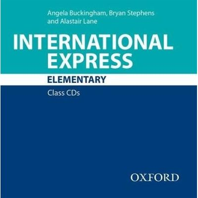 International Express - Elementary - Class Audio CD - Third Edition