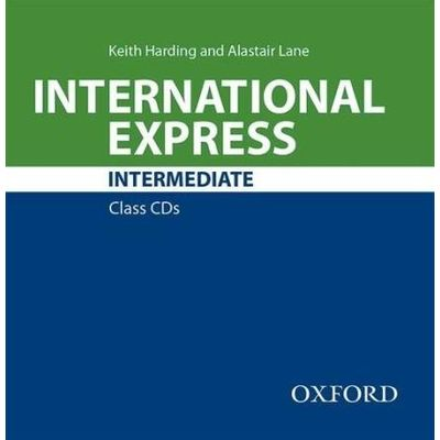 International Express - Intermediate - Class Audio CD - Third Edition