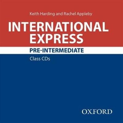 International Express - Pre-Intermediate - Class Audio CD - Third Edition