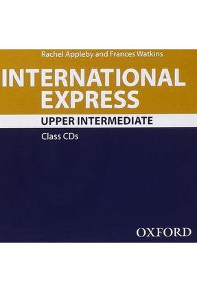 International Express - Upper-Intermediate - Class Audio CD - Third Edition - Editora Oxford pdf epub