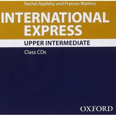 International Express - Upper-Intermediate - Class Audio CD - Third Edition