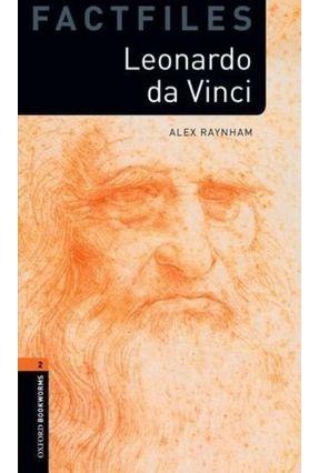 Factfile - Leonardo da Vinci - Oxford Bookworms - Level 2 - Editora Oxford pdf epub