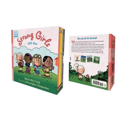 Strong Girls Gift Set