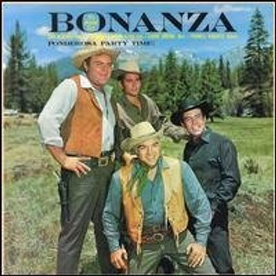 BONANZA: PONDEROSA PARTY TIME / VARIOUS (BOX)
