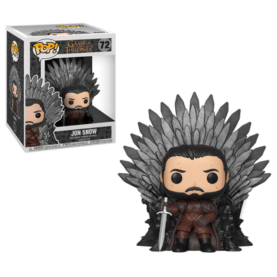 Funko Got S10 Jon Snow