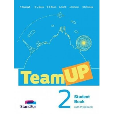 Team Up - Student Book - 2