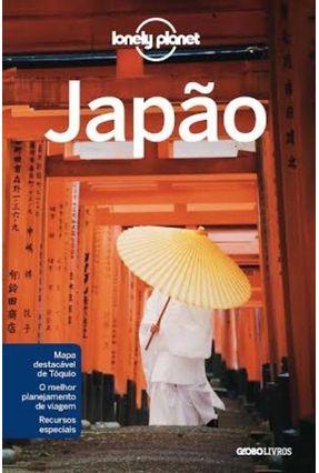 Lonely Planet Japão -  pdf epub
