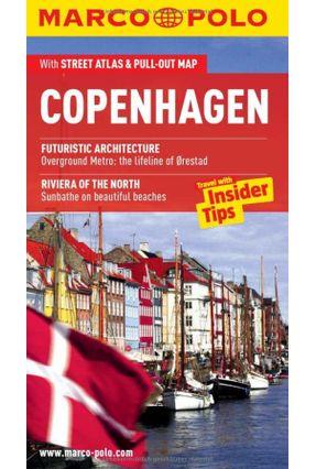 Copenhagen - Marco Polo Pocket Guide