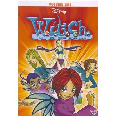 Witch Vol. 6 - DVD