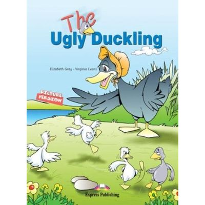 The Ugly Duckling - Story Book With Audio Cd/dvd Ntsc - Série (early) Primary Readers
