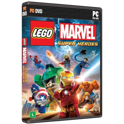 Lego Marvel - PC