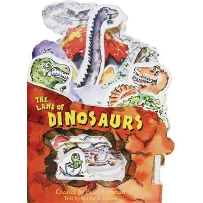 The Land Of Dinosaurs - Mini House Books