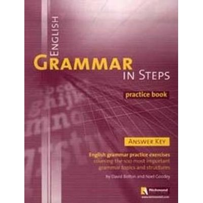 English Grammar In Steps - Without Answers - Practice Book - Answer Key