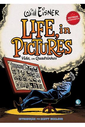 Will Eisner Life, In Pictures - Vida, Em Quadrinhos - Eisner,Will | Nisrs.org