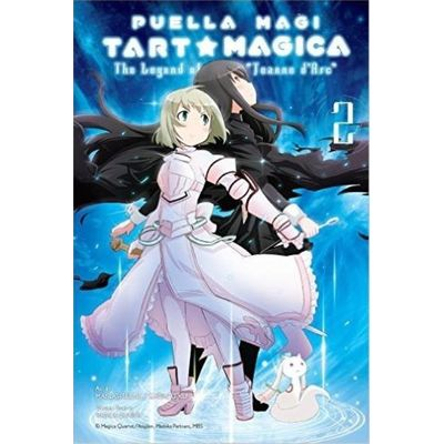 Puella Magi Tart Magica  vol. 2  The Legend Of Jeanne D'arc