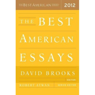 The Best American Essays  -2012