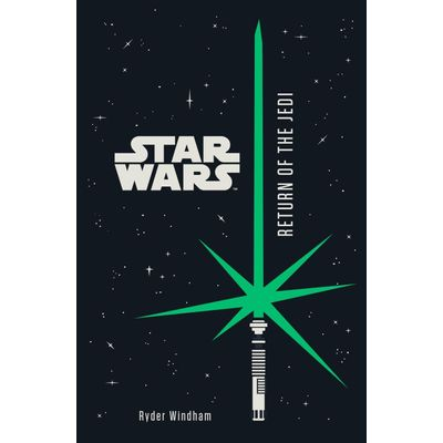 Star Wars Return Of The Jedi Novelisation