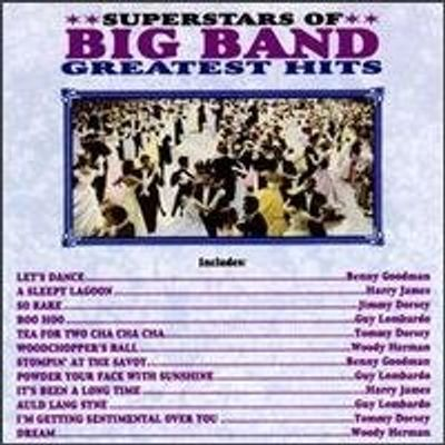 Superstars of the Big Bands / Various