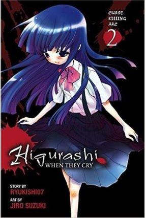 Higurashi When They Cry  Curse Killing Arc  vol. 2 - Ryukishi07   Hoshan.org