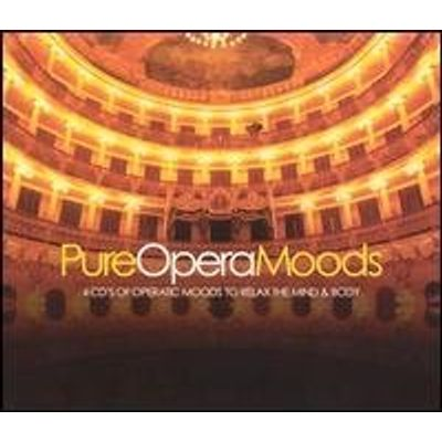 PURE OPERA MOODS / VARIOUS (BOX)