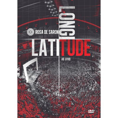 Latitude, Longitude - ao Vivo - DVD