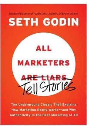 All Marketers Tell Stories - Godin,Seth pdf epub