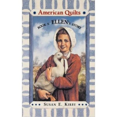 American Quilts (Paperback) - 01 - Ellen's Story