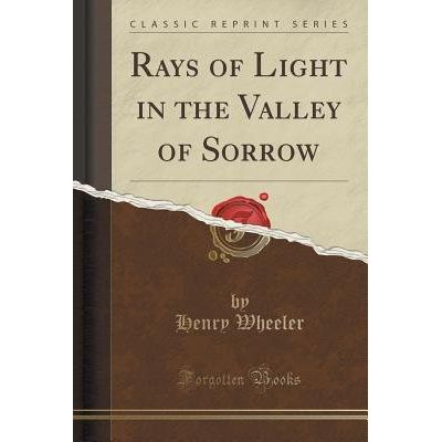 Rays Of Light In The Valley Of Sorrow (Classic Reprint)