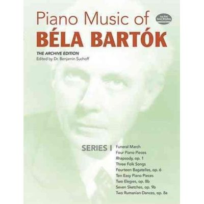 Piano Music Of Béla Bartók, Series I - The Archive Edition