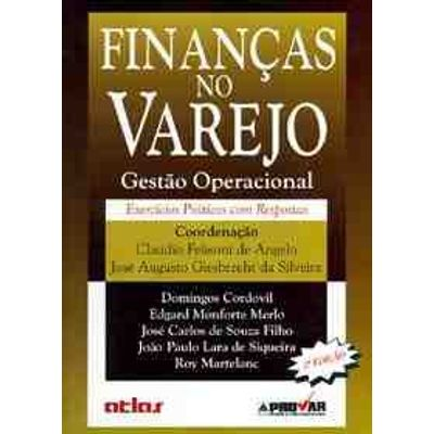 Financas no Varejo - 2 Edicao 2000
