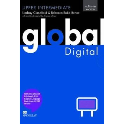 Global Digital - Upper Intermediate - Multi User Version