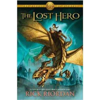 The Heroes Of Olympus Book One - The Lost Hero