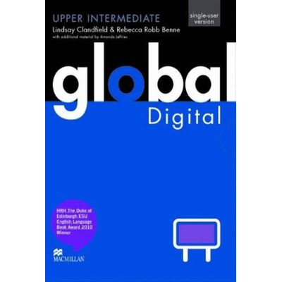 Global Digital - Upper Intermediate - Single User Version