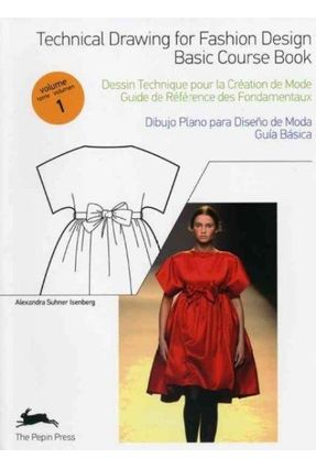 Technical Drawing For Fashion Design - Press,Pepin | Tagrny.org