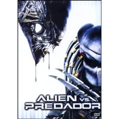 Alien Vs. Predador - DVD
