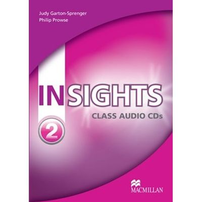 Insights 2 - Class Audio CD