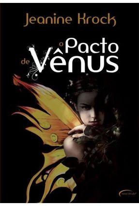 O Pacto de Vênus - Krock,Jeanine | Tagrny.org