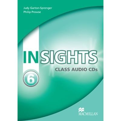 Insights 6 - Class Audio CD