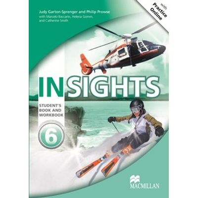 Insights 6 - Student´S Book And Workbook With Practice Online
