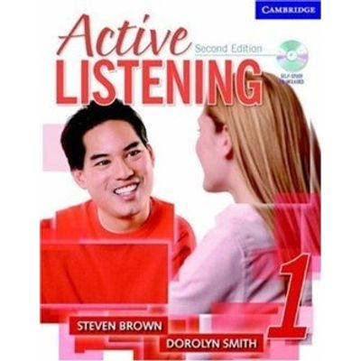 Active Listening 1 - Students Book Self-Study With CD - 2nd Edition