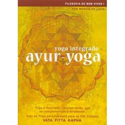 Yoga Integrado: Ayur-yoga - DVD0
